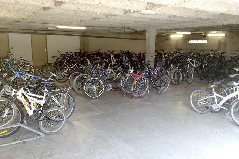 Allons-y à vélo 2014 - Collège Jacques MAURE