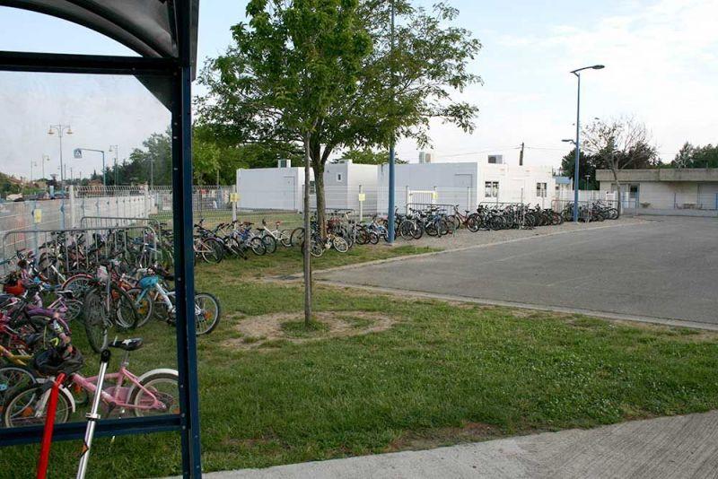 Allons-y à vélo 2014 - Elémentaire de Buffebiau