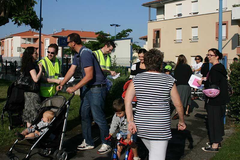 Allons-y à vélo 2015 - Maternelle du centre