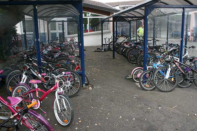 Allons-y à vélo 2015 - Elémentaire du centre